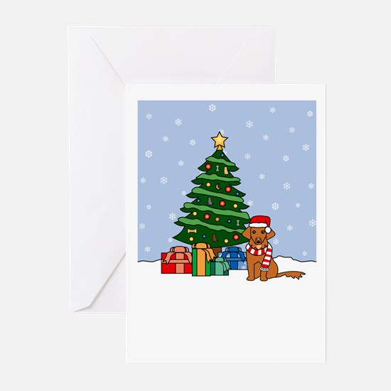 Toller Season's Best Greeting Cards (Pk of 20)