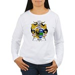 Abul Family Crest Women's Long Sleeve T-Shirt