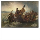 Revolutionary war Wrapped Canvas Art