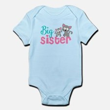 Big Sister Kitty Cat Body Suit