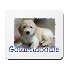 Goldendoodle Mousepad