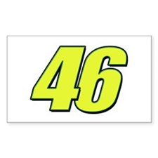 vr46blueline Decal
