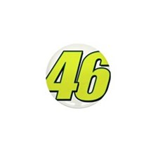 vr46blueline Mini Button
