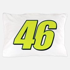 vr46blueline Pillow Case