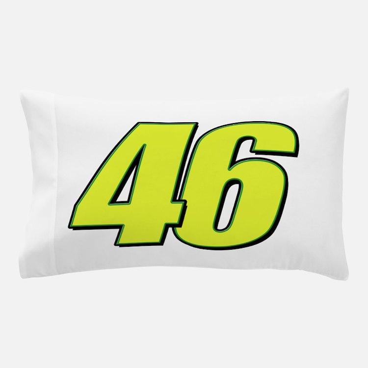 vr46blueline Pillow Case
