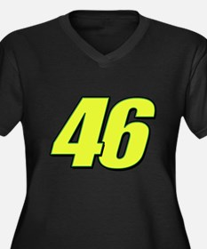 vr46blueline Plus Size T-Shirt