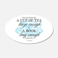 Tea Quote Wall Sticker
