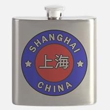 Shanghai China Flask