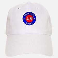 Shanghai China Baseball Baseball Cap