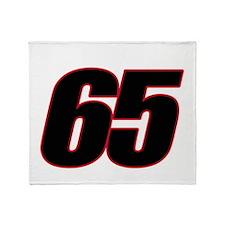 jr65 Throw Blanket