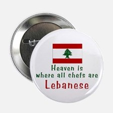 """Lebanese Chefs 2.25"""" Button (10 pack)"""
