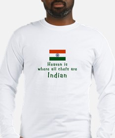 Indian Chefs Long Sleeve T-Shirt