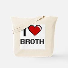 Cute Love chowder Tote Bag