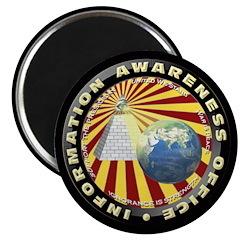 Total Information Awareness Magnet
