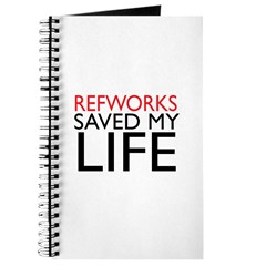 RefWorks Saved My Life Journal