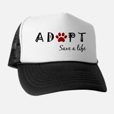 Cool Adopt Trucker Hat