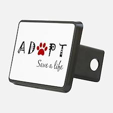 Unique Adopt a pet Hitch Cover