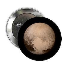"""Unique Pluto 2.25"""" Button"""
