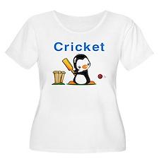Cricket Plus Size T-Shirt