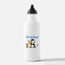 Cricket Sports Water Bottle