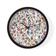 jewelry rings Wall Clock