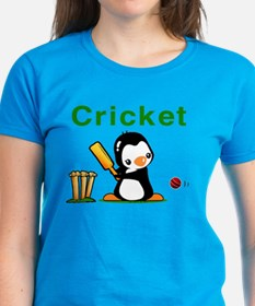 Cricket Penguin Tee