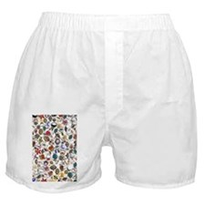 jewelry rings Boxer Shorts