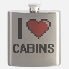 Funny Love shack Flask