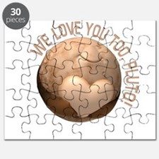Love You Pluto Puzzle