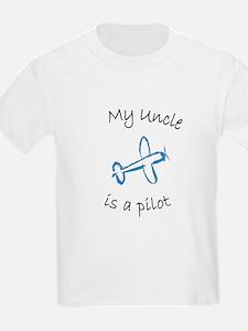 My Uncle is a Pilot T-Shirt