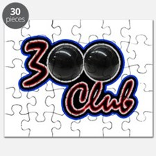 300 CLUB - PERFECT GAME SCORE BOWLING Puzzle