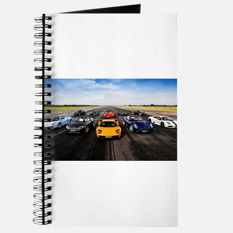 Supercars Journal