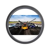 Cars Wall Clocks