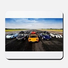 Supercars Mousepad