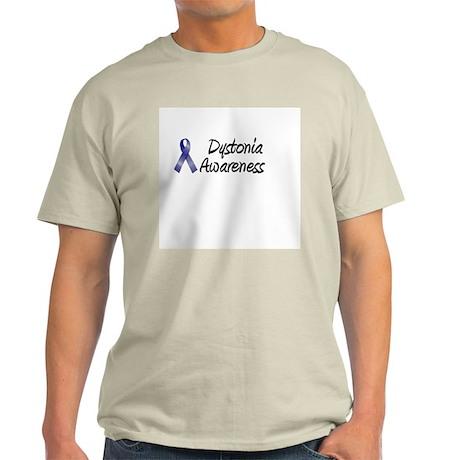 Dystonia Awareness Light T-Shirt