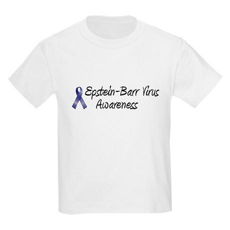 Epstein-Barr Virus Awareness Kids Light T-Shirt