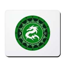 Dragon Knot 8 Mousepad