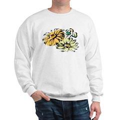 Yellow Daisies Sweatshirt