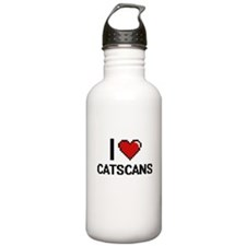 I love Catscans Digiti Sports Water Bottle