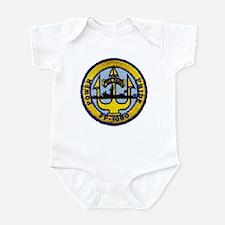 USS PAUL Infant Bodysuit