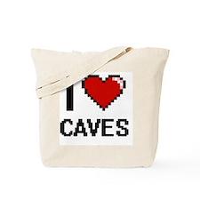 Unique Grotto Tote Bag