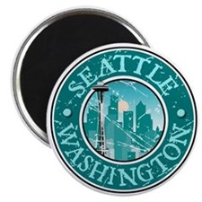 Seattle, Washington Magnet