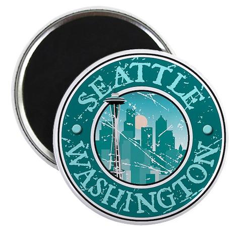 Seattle, Washington Magnet
