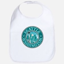 Seattle, Washington Bib