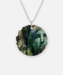 cool statue of liberty Necklace