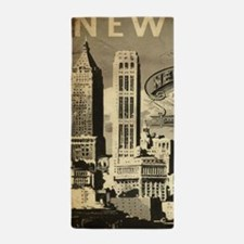 Vintage USA New York Beach Towel