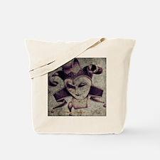 gothic grunge renaissance joker Tote Bag