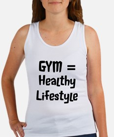GYM = Health Lifestyle Tank Top