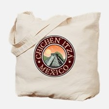 Chichen Itza, Mexico Tote Bag