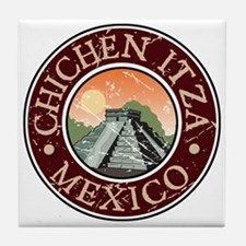 Chichen Itza, Mexico Tile Coaster